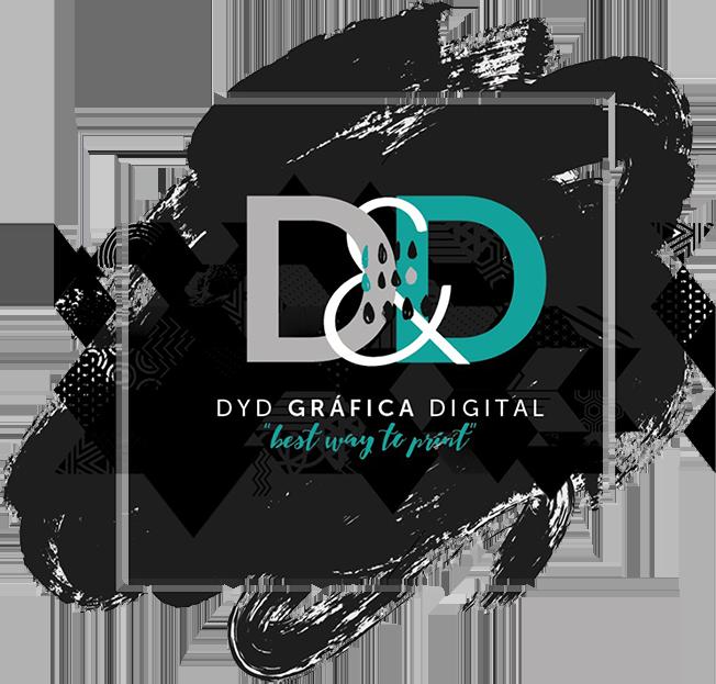 D&D Gráfica Digital Icon